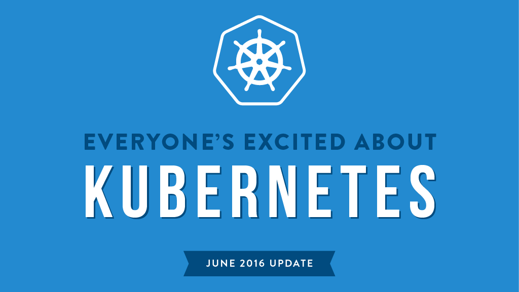 Kubernetes Infographic June 2016 header