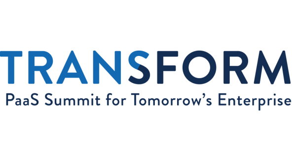 TRANSFORM: Enterprise PaaS Summit  Boston
