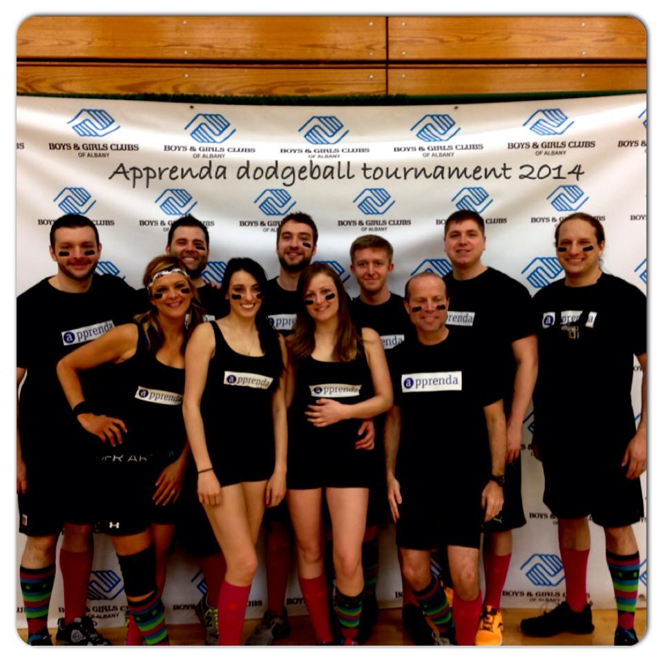 Apprenda Does Dodgeball
