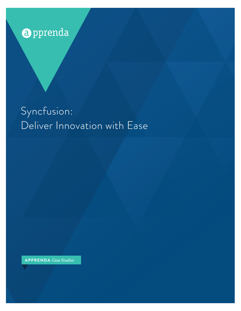 PaaS Examples | Syncfusion Delivers Innovation with Ease